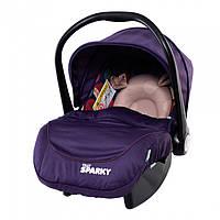 Автокресло TILLY Sparky T-511 Indigo Purple