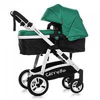 Коляска прогулочная 2 в 1 CARRELLO Fortuna CRL-9001 Green
