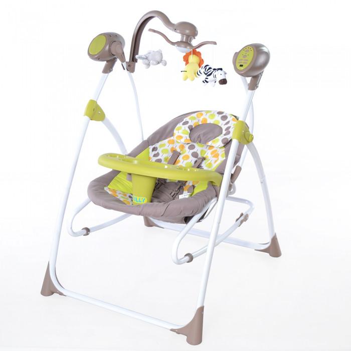 Кресло-качалка TILLY Nanny BT-SC-0005 Green