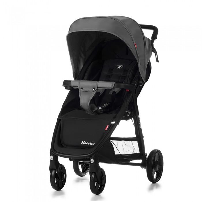 Коляска прогулочная CARRELLO Maestro CRL-1414 Grey