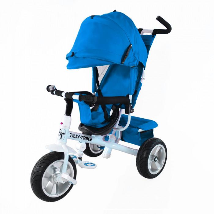 Велосипед трехколесный TILLY Trike T-371 Light Blue