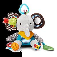 Развивающая мягкая игрушка Слон BT-T-0052