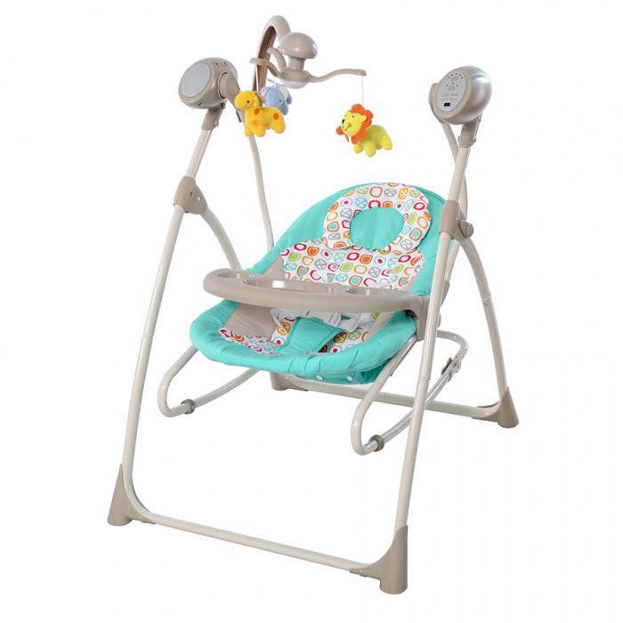 Кресло-качалка TILLY Nanny BT-SC-0005 Turquoise