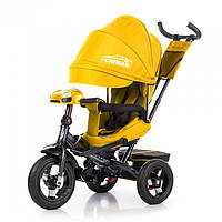 Велосипед трехколесный TILLY Cayman T-381/1 Yellow