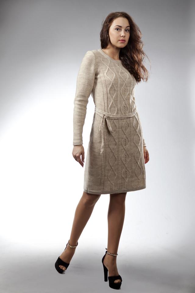 Женское платье на подкладке
