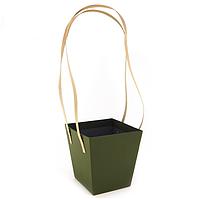 Подарочная упаковка для цветов 14X14X15cm (Код: Gifts-box-184-3)