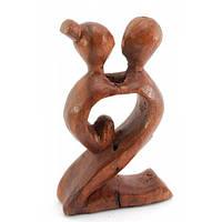 Фигурка мини из дерева Влюбленные
