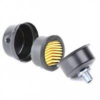 Воздушный фильтр в металлическом корпусе для компрессора PT-0022 INTERTOOL PT-9073, фото 1