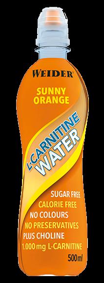 Weider L-Carnitine Water 500 ml