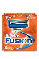Gillette - Fusion ( 8) - Картридж сменный - IAC (Colombia) для мужчин 8 мл