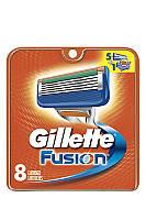 Gillette - Fusion ( 8) - Картридж сменный - USA для мужчин 8 мл