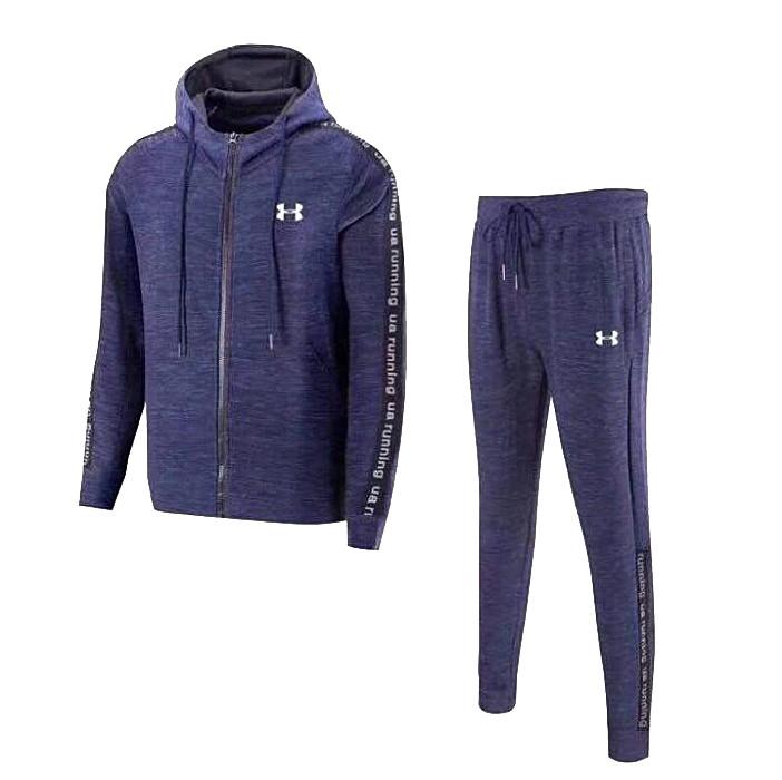 Спортивный костюм Under Armour ColdGear Regular Y17301-2 L Синий (Y17301-2)
