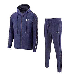 Спортивный костюм Under Armour ColdGear Regular Y17301-2 L Синий (Y17301-2)