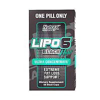 Жиросжигатель Lipo 6 Black Hers Ultra concentrate (60 таб) нутрекс липо 6 блэк блек хербс