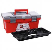 Ящик для инструментов, 16' 415x210x190 мм INTERTOOL BX-0416