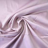 Сатин Люкс однотонный цвет розовой сирени, ширина 240 см