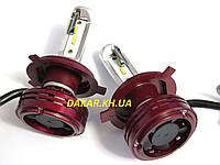 Светодиодные автомобильные лампы укороченные H4 36W F16