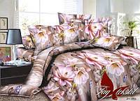 Семейный комплект постельного белья поликотон  JH3854