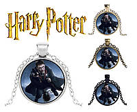 Подвеска  с изображением Гарри Поттера на метле, фото 1