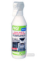 Чистячий засіб для духовки, гриля і барбекю HG, 500 мл