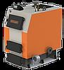 Промисловий котел Kotlant (Котлант) серії КВ з електронною автоматикою zPID і вентилятором