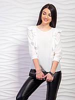 2e7eb3bf02b Женские трикотажные кофты оптом в категории блузки и туники женские ...