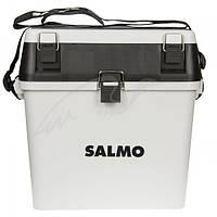 Ящик Salmo зимний пластиковый (высокий) 39,5х24см; h-37см