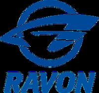 Амортизатор в сборе задний Ravon R4 / Равон Р4