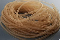 """Декоративный регилин """"Anoda"""" для рукоделия, коричневый, длина 30м, диаметр 8мм, Регилин для декора, Лента для творчества"""