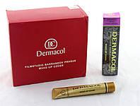 Тональный крем 207 Dermacol  (12 шт. в упаковке), Водостойкий тональный, Маскирующий крем  Dermacol