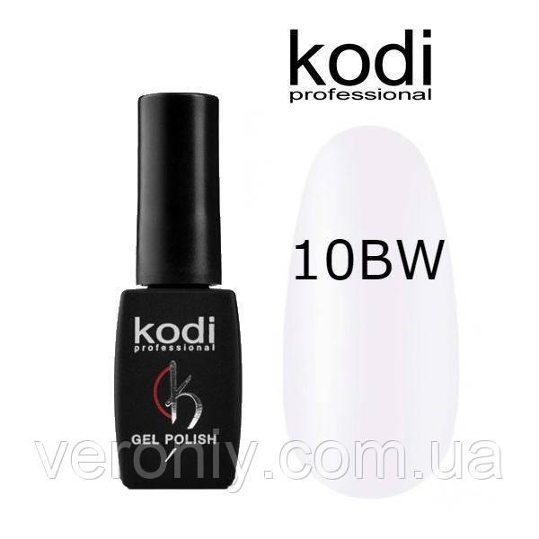 Гель лак Kodi 10BW, 8 мл