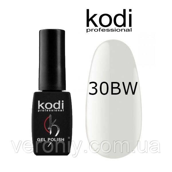 Гель лак Kodi 30BW, 8 мл