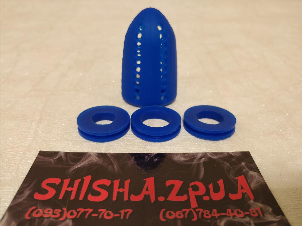 Диффузор универсальный с кольцами, цвет: синий