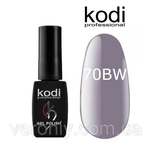 Гель лак Kodi 70BW, 8 мл