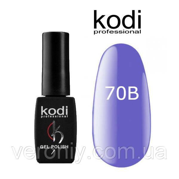 Гель лак Kodi 70B, 8 мл