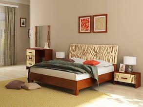 Ліжко Терра 1,6х2,0 з каркасом Миро-Марк