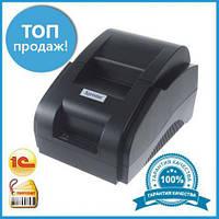 Чековый термопринтер Термо принтер чеков/штрих кодов/чековый принтер Xprinter 58IIH