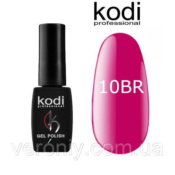 Гель лак Kodi 10BR, 8 мл