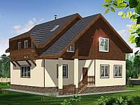 Строительство под ключ - домов, коттеджей.