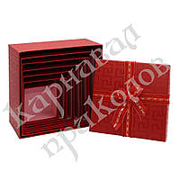 Коробка подарочная КП-1.1 (набор 7шт)