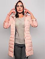 Весеннее пальто - куртка Visdeer - замечательный вариант для городского шика Размеры до 3XL!!!