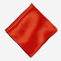 Bow Tie House Платок красный шелковый