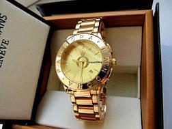 """Часы женские, наручные, золотые под """"Pandora, Rolex, Michael Kors, аксессуары женские, повседневные, фото 3"""