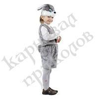 Маскарадный костюм меховой Заяц (размер L)