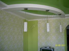 Дизайн интерьера и меблировка кухни-студии, фото 2
