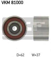 Паразитный / Ведущий ролик, зубчатый ремень (1350362030 | VKM 81000)