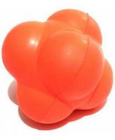 Мяч LiveUp для тренировки реакции REACTION BALL