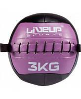 Мяч LiveUp для кроссфита WALL BALL 3 кг