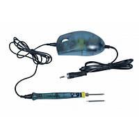 Паяльник ZD-20F 10W с регулировкой температуры и блоком питания (в комплекте)
