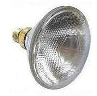 Лампа ИК 175 W 240 V  Ziling PAR38 пресованое стекло белая Китай